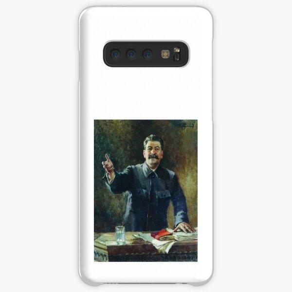 Художник Александр Герасимов Aleksandr Mikhaylovich Gerasimov was a leading proponent of Socialist Realism in the visual arts, and painted Joseph Stalin and other Soviet leaders. Samsung Galaxy Snap Case