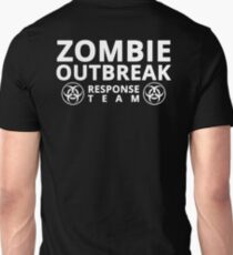 Zombie Outbreak Response Team (Almost every product) T-Shirt