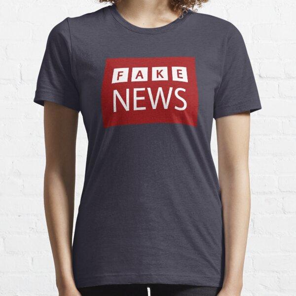 BBC Style - Fake News Essential T-Shirt