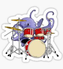 Rocktopus Sticker