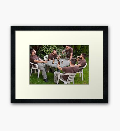 Multi-Me Framed Print