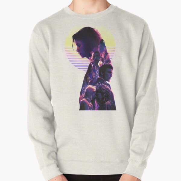 All for Love - RUE POSTER Pullover Sweatshirt