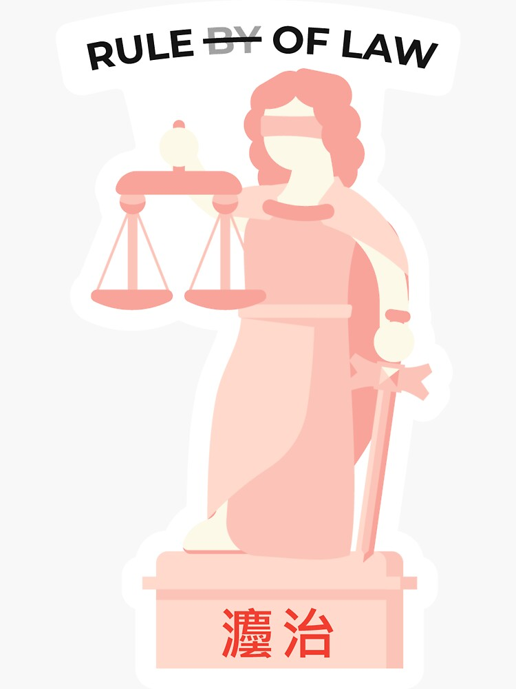 Rule of Law by AlefYodhAlef