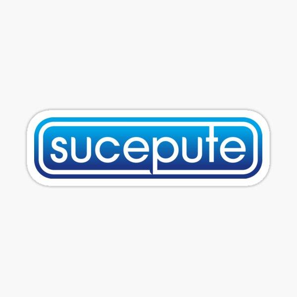 Sucepute Alkpote Durex Edition Sticker