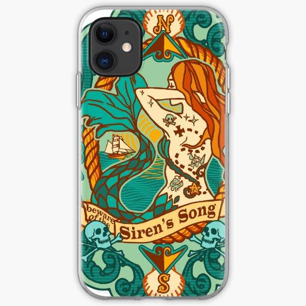 Siren's Song iPhone Soft Case