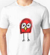 red birdy Unisex T-Shirt