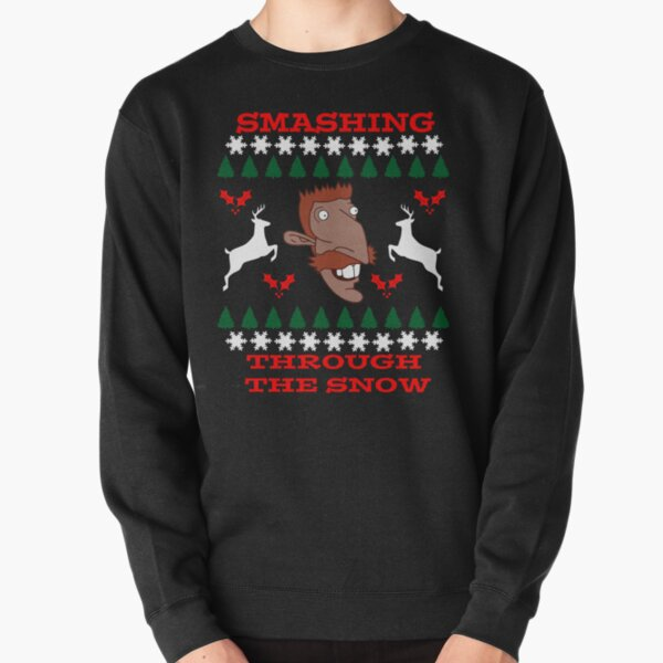 Nigel Thornberry Christmas Pullover Sweatshirt