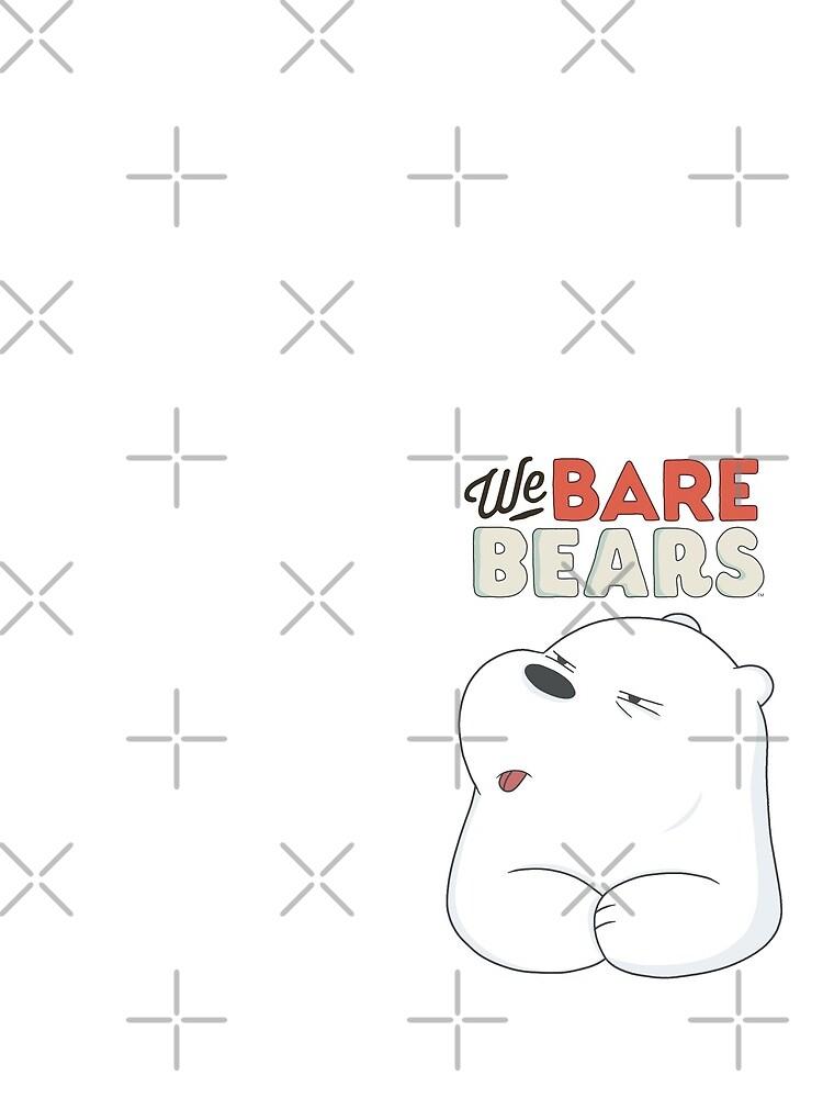 We Bare Bears - Ice Bear  by ValentinaHramov