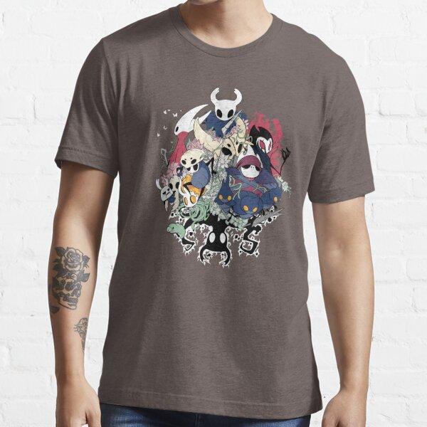 Hollow Crew T-shirt essentiel