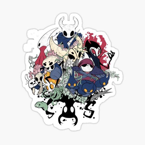Hollow Crew Sticker