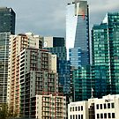 Melbourne - Australia by Claire Haslope