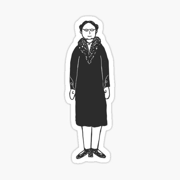 Dorothy L. Sayers Sticker