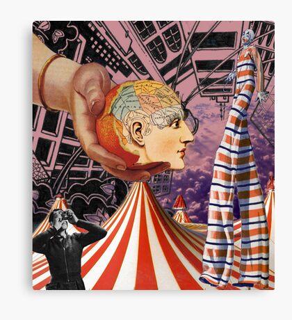 Circus circus Canvas Print