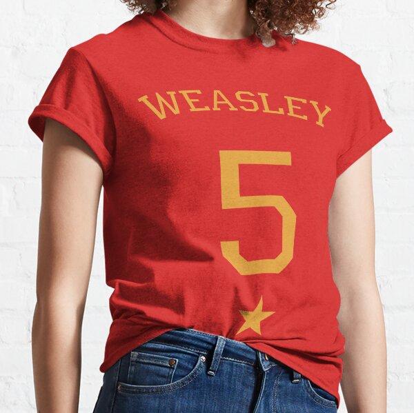 Weasley 5 - gold Classic T-Shirt