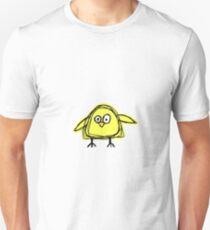 yellow birdy Unisex T-Shirt