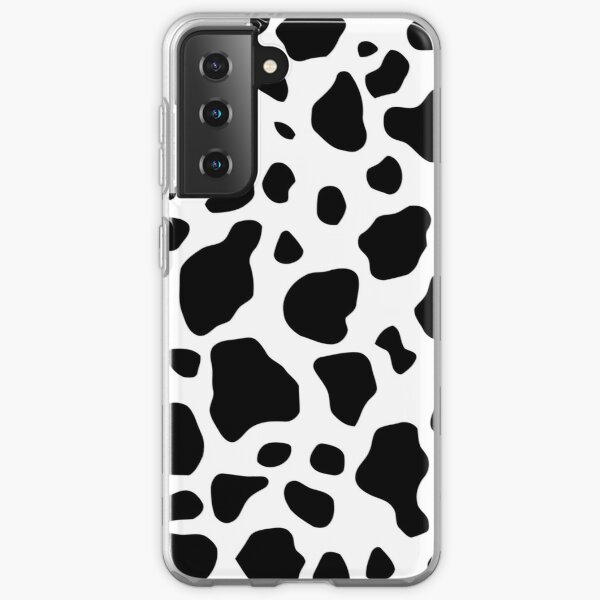 Cow Print Samsung Galaxy Soft Case