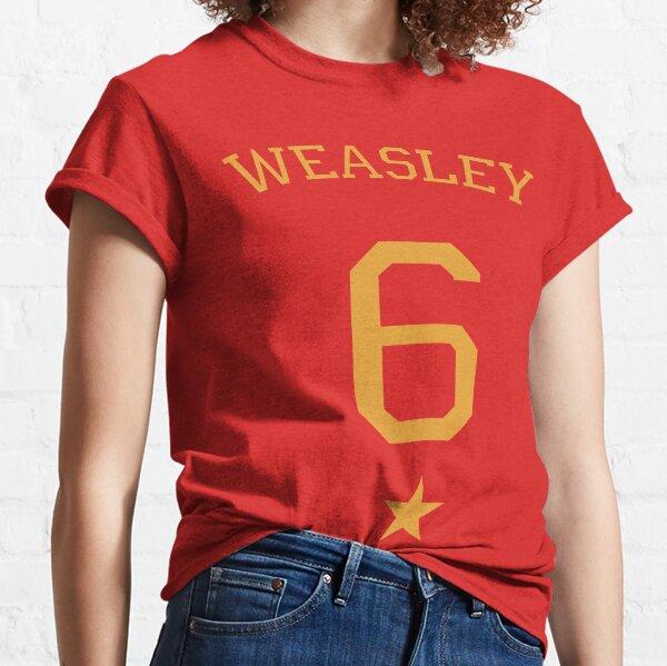 Weasley 6 - gold Classic T-Shirt