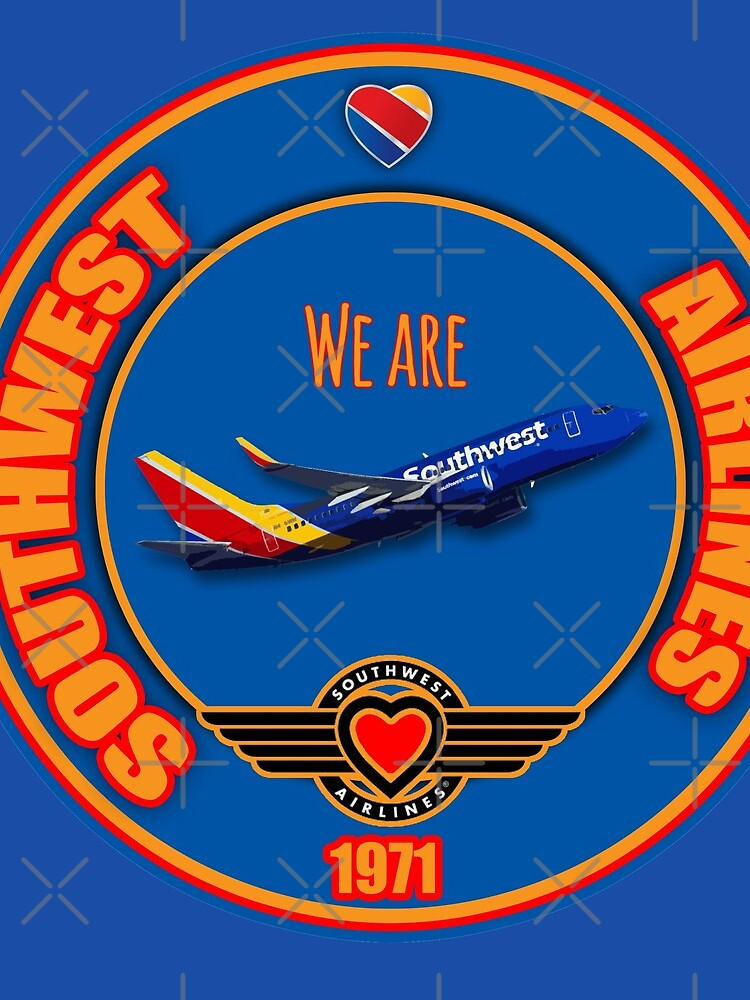 We are Southwest Airlines by jdbphotoworks