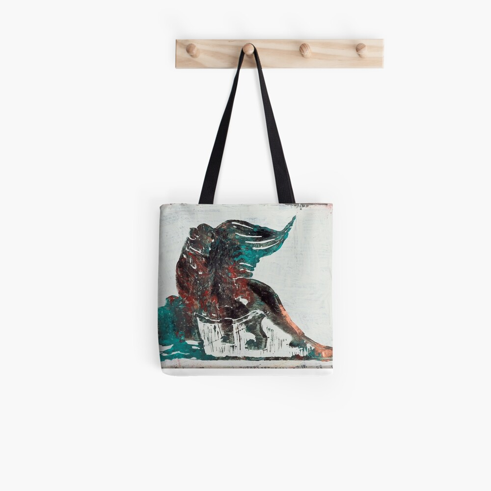 Lion of St.Mark - Venice, Italy Tote Bag