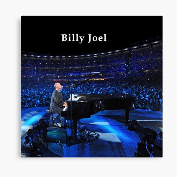 live billy on concert joel tour 2019 2020 nekat8 Canvas Print