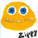 Zippy by weirdartist