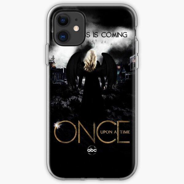 Dark Swan iPhone Soft Case