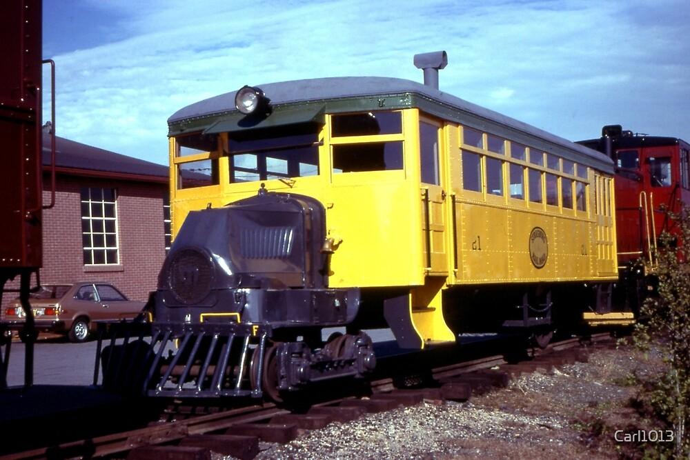 SRR Railbus by Carl1013
