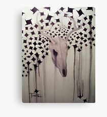 Deer Slayer Canvas Print