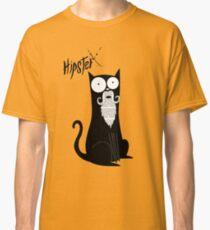 Camiseta clásica Barba hipster