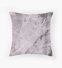 The old towel! Throw Pillow