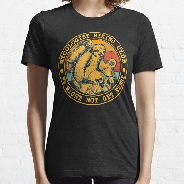 Mykologe Wanderverein Essential T-Shirt