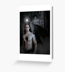 You are my king and I´m Your Heart Greeting Card