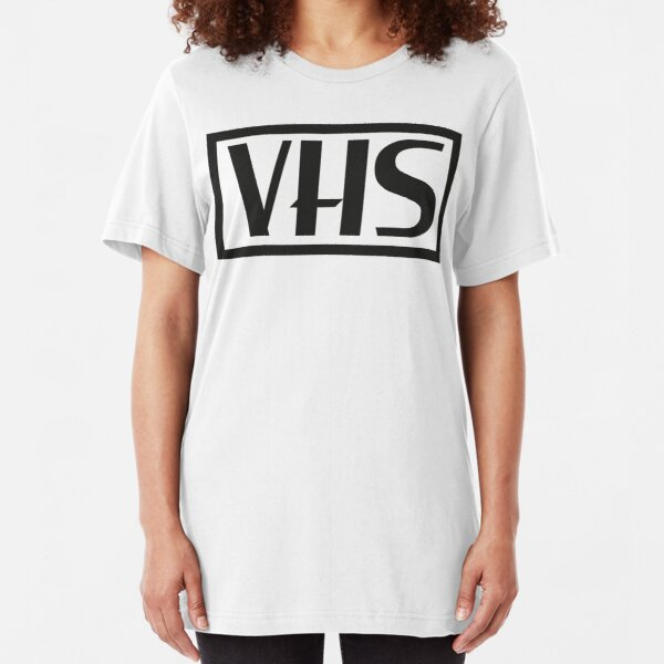 NDVH VHS Slim Fit T-Shirt