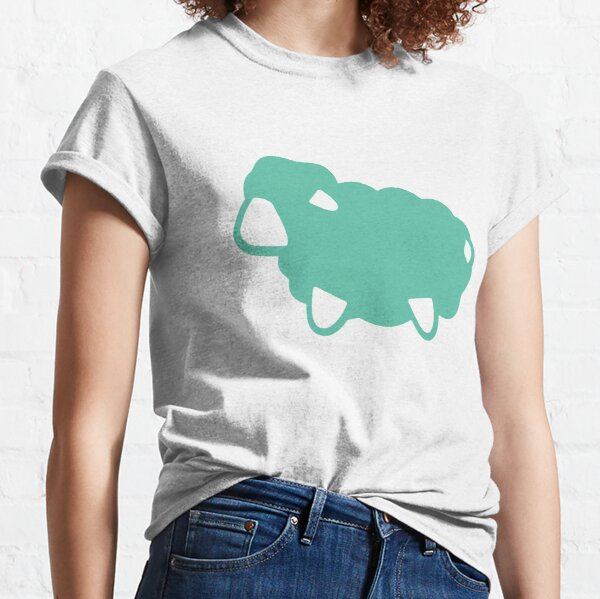 Turquoise Sheep Classic T-Shirt