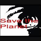 «SAVE THE PLANET (25% to non profit)» de alquimista