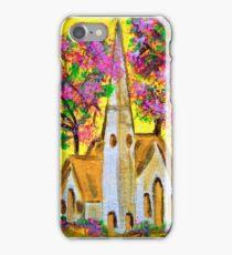 Easter Sunday Church iPhone Case/Skin