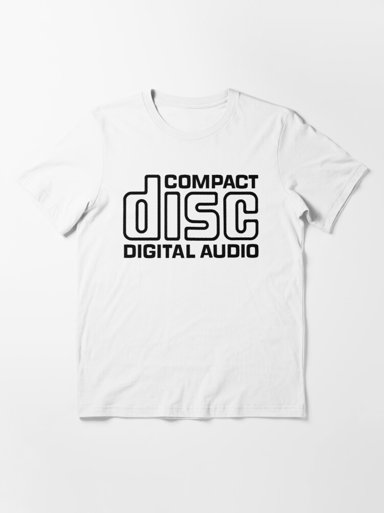 Alternate view of NDVH Compact Disc Essential T-Shirt