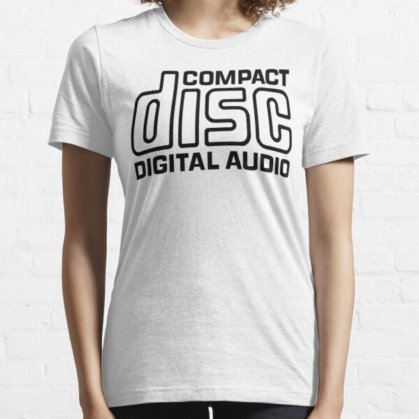 NDVH Compact Disc Essential T-Shirt