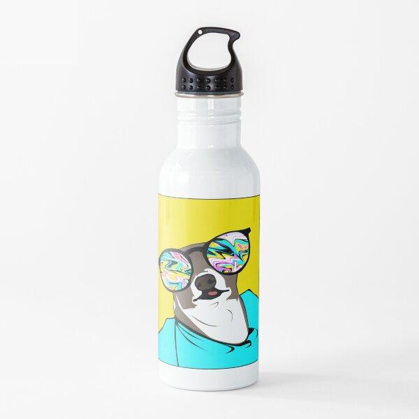 Kermit Doggo Water Bottle