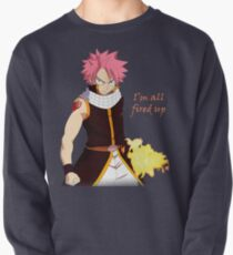 Natsu Fired Up Pullover