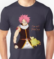 Natsu Fired Up Slim Fit T-Shirt