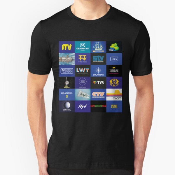 NDVH ITV Slim Fit T-Shirt