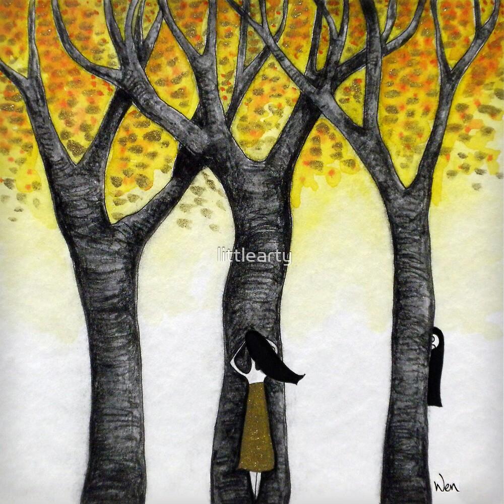 Hide and Seek by littlearty
