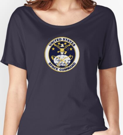 United States Space Command Relaxed Fit T-Shirt