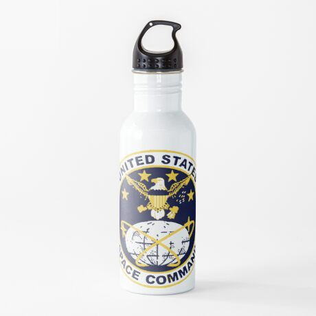 United States Space Command Water Bottle