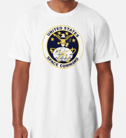 United States Space Command Long T-Shirt