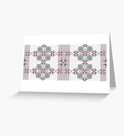 Cathie's Pattern Greeting Card