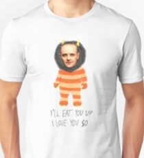 """""""Commence the Feral Bedlam, Agent Starling."""" Unisex T-Shirt"""