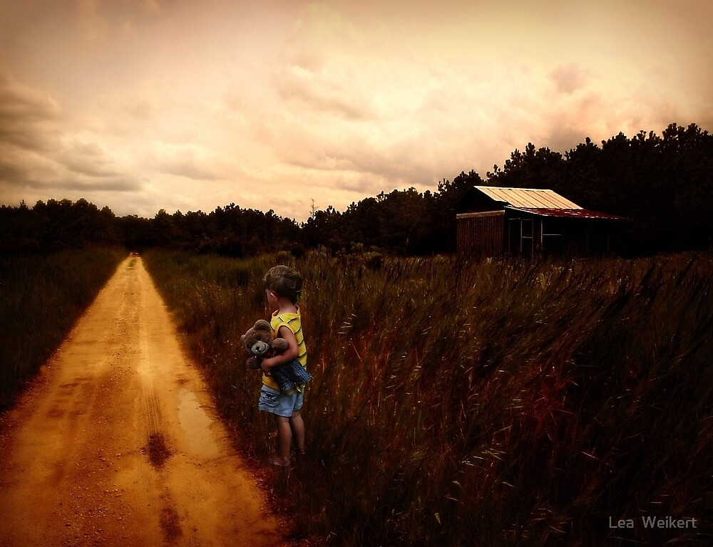 Journey with a Friend by Lea  Weikert
