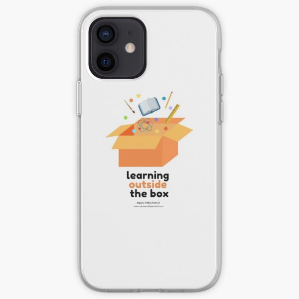 Learning Outside the Box   iPhone Soft Case